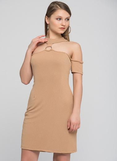 Sense Elbise Sarı